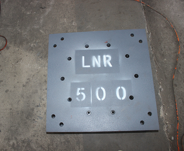 LNR系列水平力分散型橡胶支座