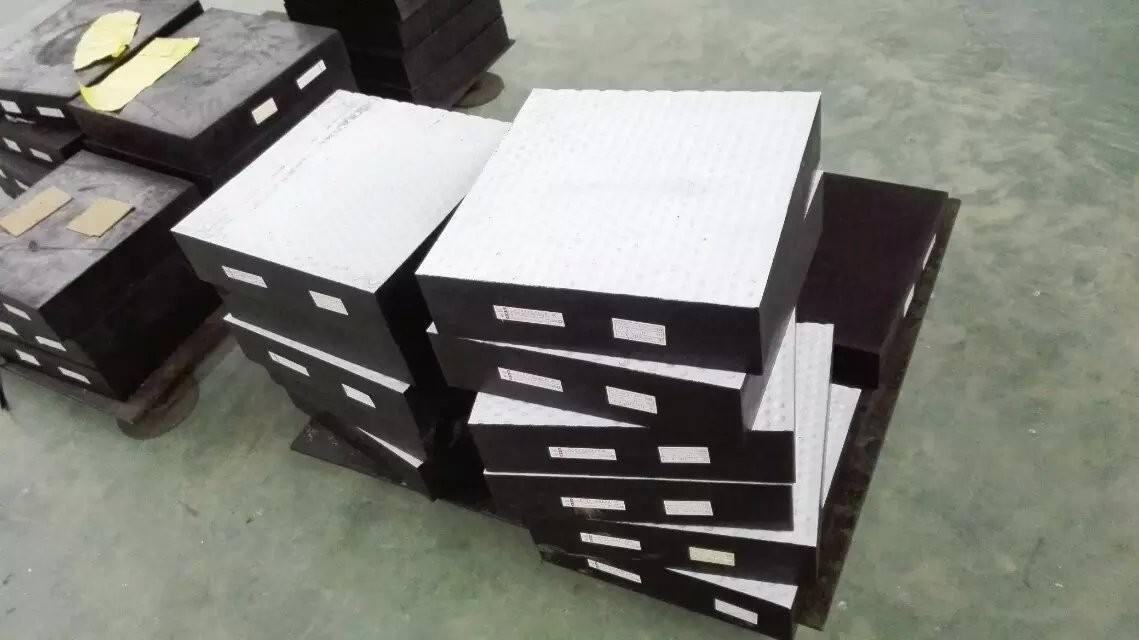 矩形四氟板式橡胶支座