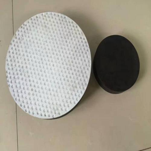 圆形板式阻尼橡胶支座
