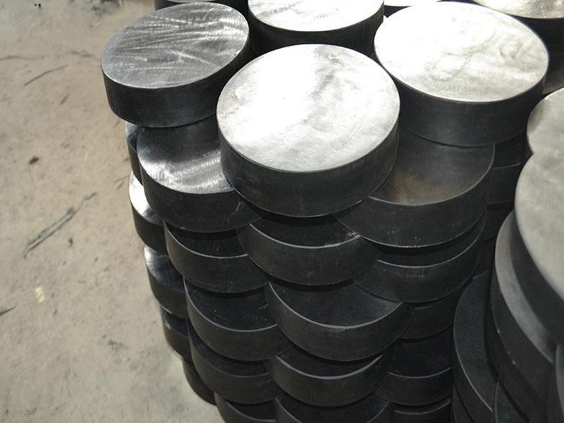 d150圆形板式阻尼橡胶支座