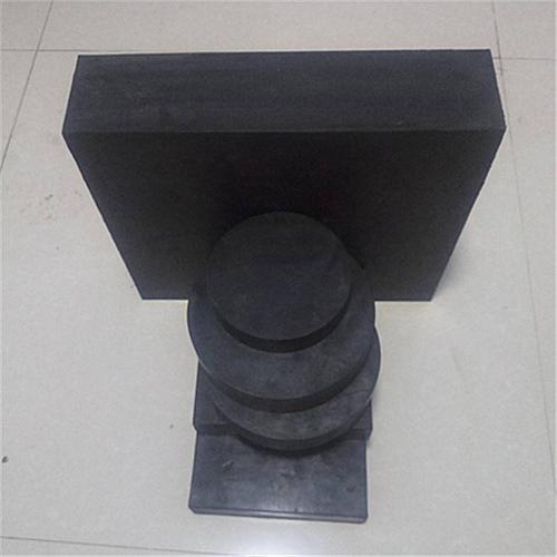 d200圆形板式阻尼橡胶支座