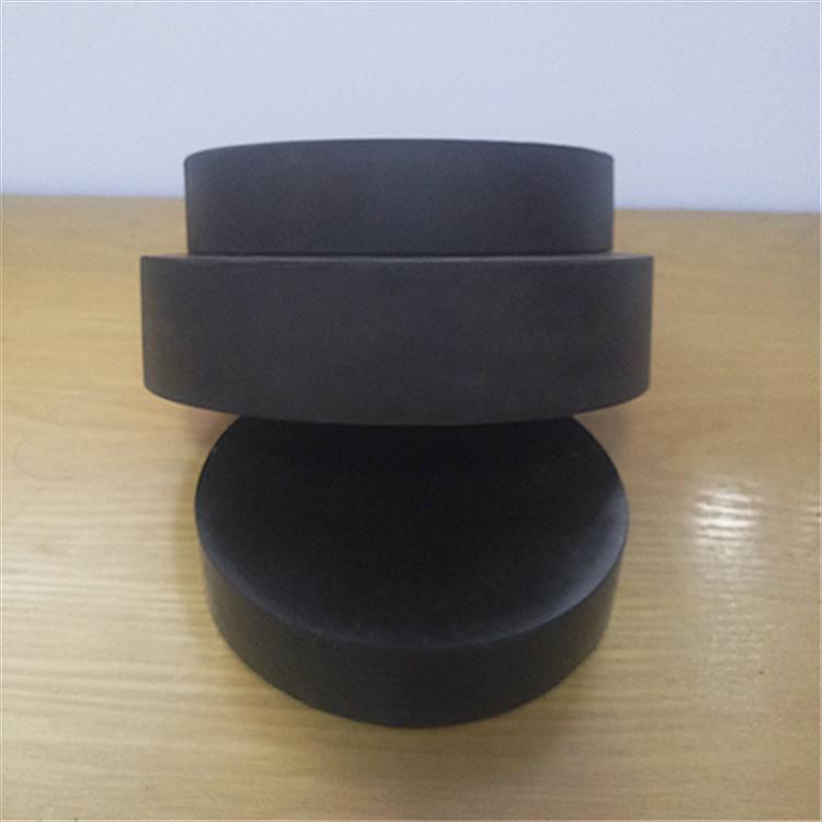 d225圆形板式阻尼橡胶支座