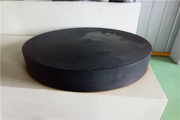 d325圆形板式阻尼橡胶支座