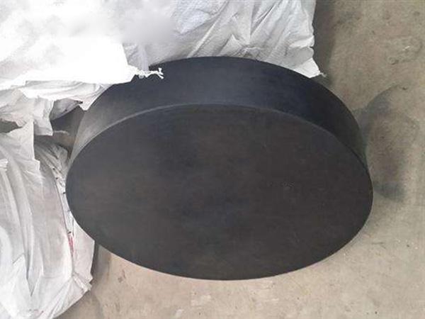 d475圆形板式阻尼橡胶支座