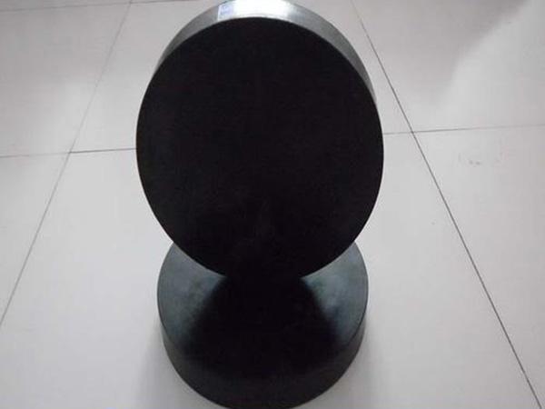d550圆形板式阻尼橡胶支座