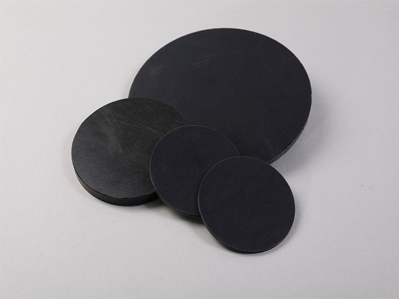 d600圆形板式阻尼橡胶支座