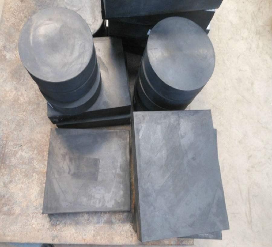 d700圆形板式阻尼橡胶支座