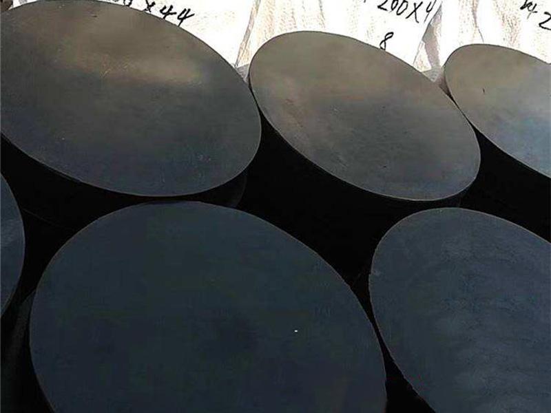 d800圆形板式阻尼橡胶支座