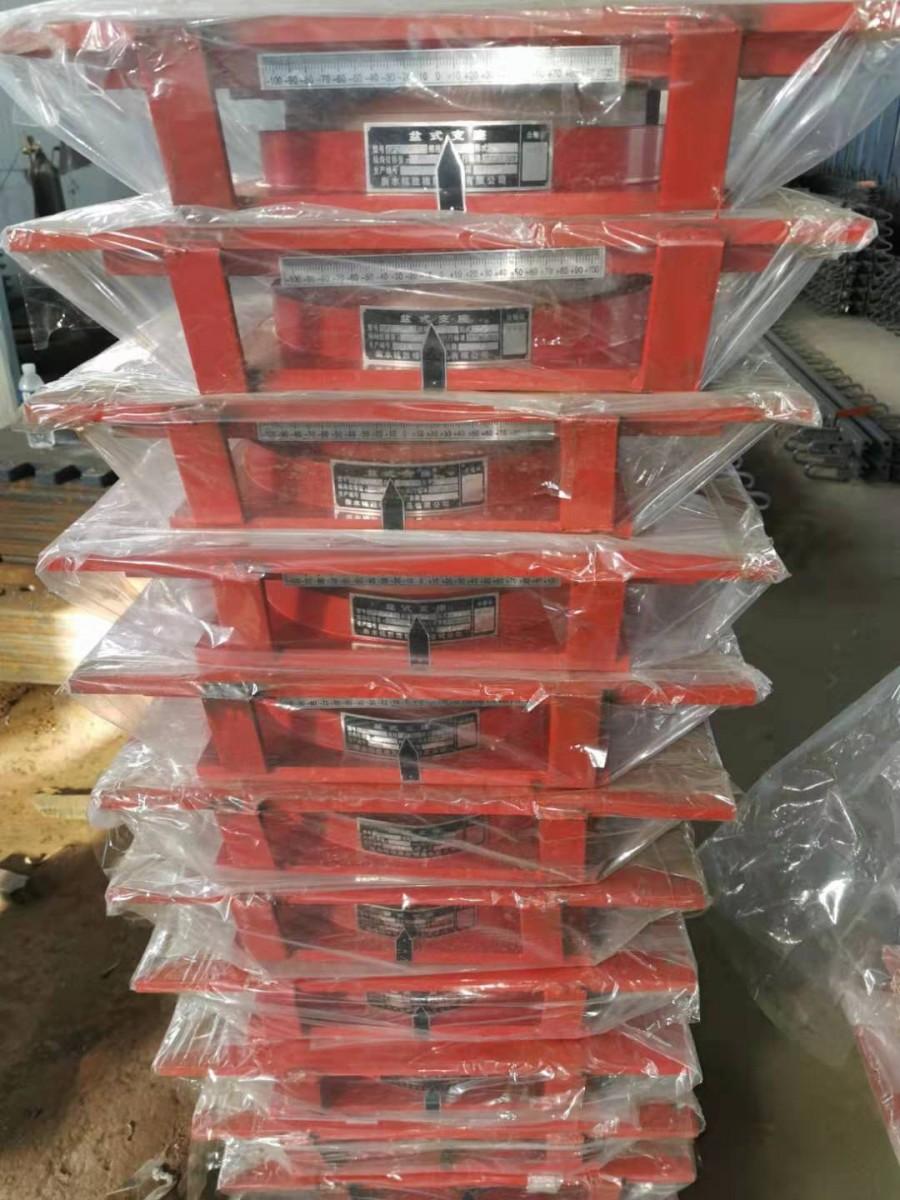 专业生产GPZ(Ⅱ)盆式支座公路桥梁盆式橡胶支座