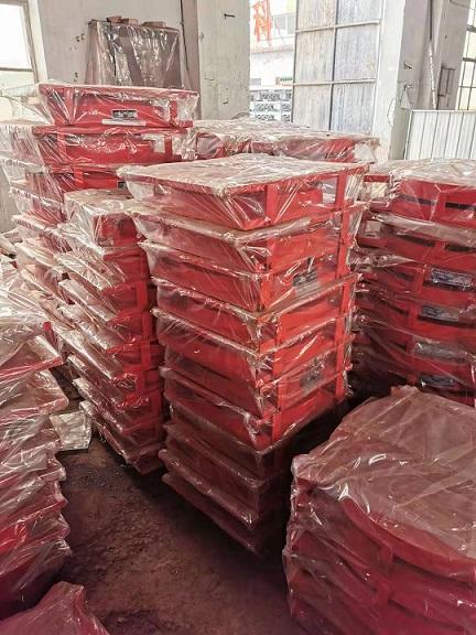 河北省盆式橡胶支座生产厂家GPZ(Ⅱ)型盆式支座